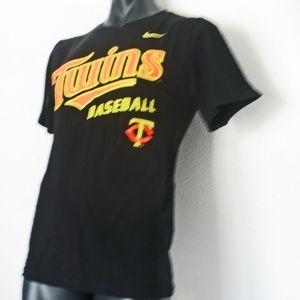 Nike Minnesota Twins Baseball Tee Shirt